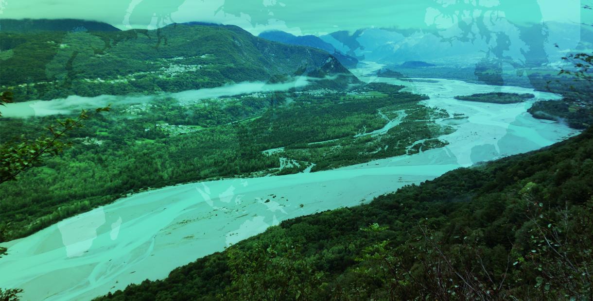世界中の河川を解析